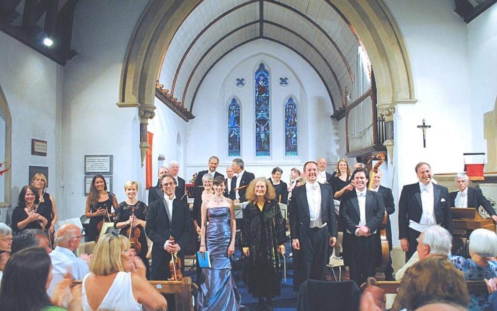 2014 Festival Sunday soloists