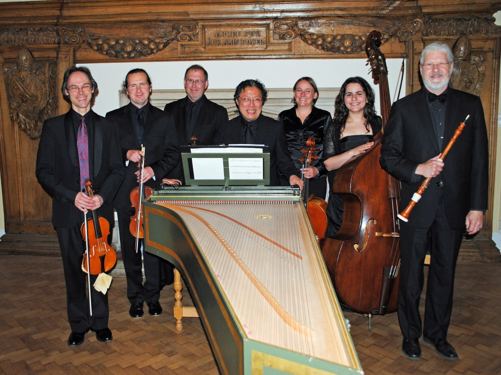 Four Centuries of Bach Ensemble