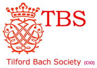 Tilford Bach Society – TBS