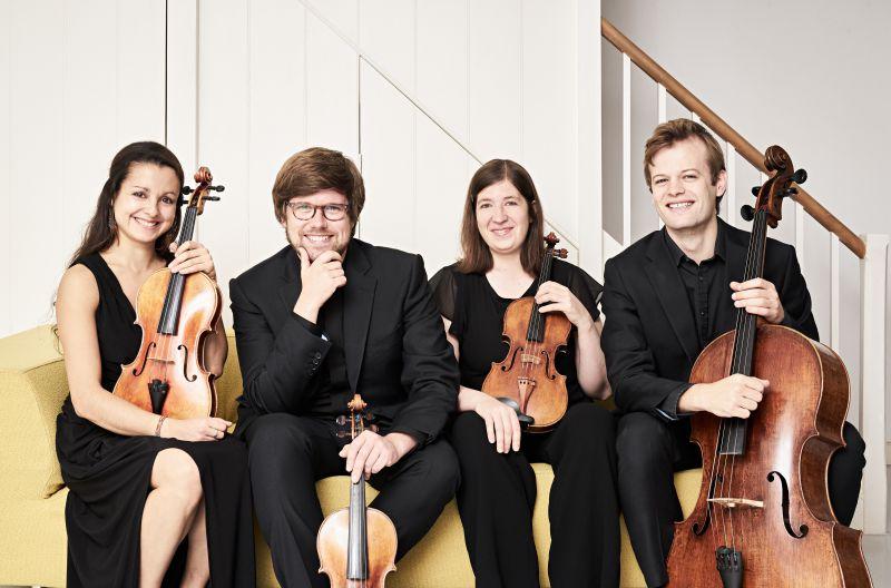 Castalian Quartet  (photo by Kaupo Kikkas)