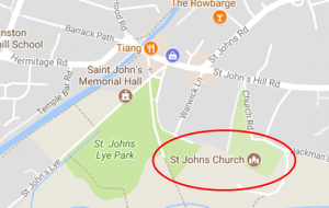 St Johns local map2